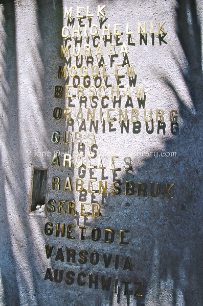 EC 67  Holocaust memorial