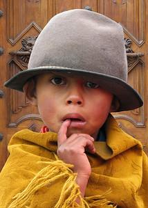 STREET KID - QUITO
