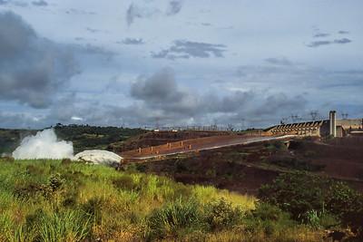 ITAIPU DAM - RIO PARANA