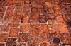 SR 887  Brick floor and original sand remains