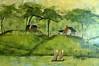 SR 446  Artist's depiction of Jodensavanne