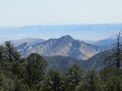 Eagle rest Peak