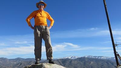 On Luna Mountain