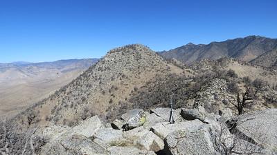 View of Peak #2