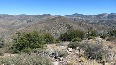 View of Hawes Peak