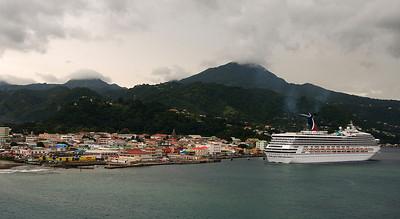 Roseau,Dominica