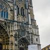 Cathédrale Saint-Maurice, Vienne, France. Under a restoration project.