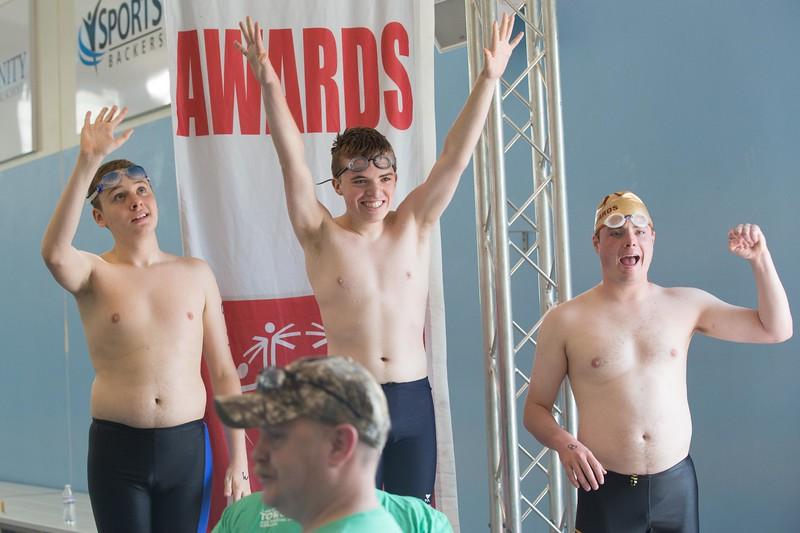 SOVA Summer Games 2018,  Podium Photos, Swimming