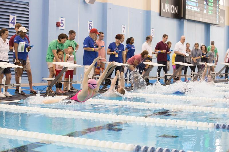 SOVA Summer Games 2018, Swimming  Photos