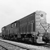 Southern Pacific ALCo HH660 1002 and 1003 at Wilmington Yard, November 2, 1962. <br /> <br /> Photographer Robert L Muirhead<br /> Jeffrey J Moreau Collection<br /> Catalog Number 00013018