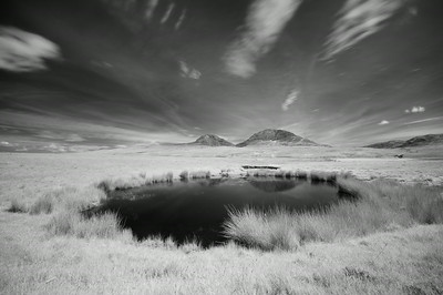 Lochan and Paps of Jura, Study 1, Isle of Jura, Scotland. 2014