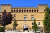 Ayerbe Palace palacio in Aragon Spain