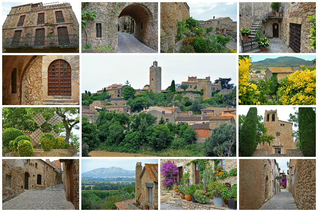 towns in costa brava