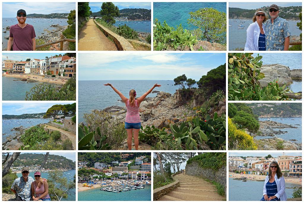 Coastal Walk in Costa Brava