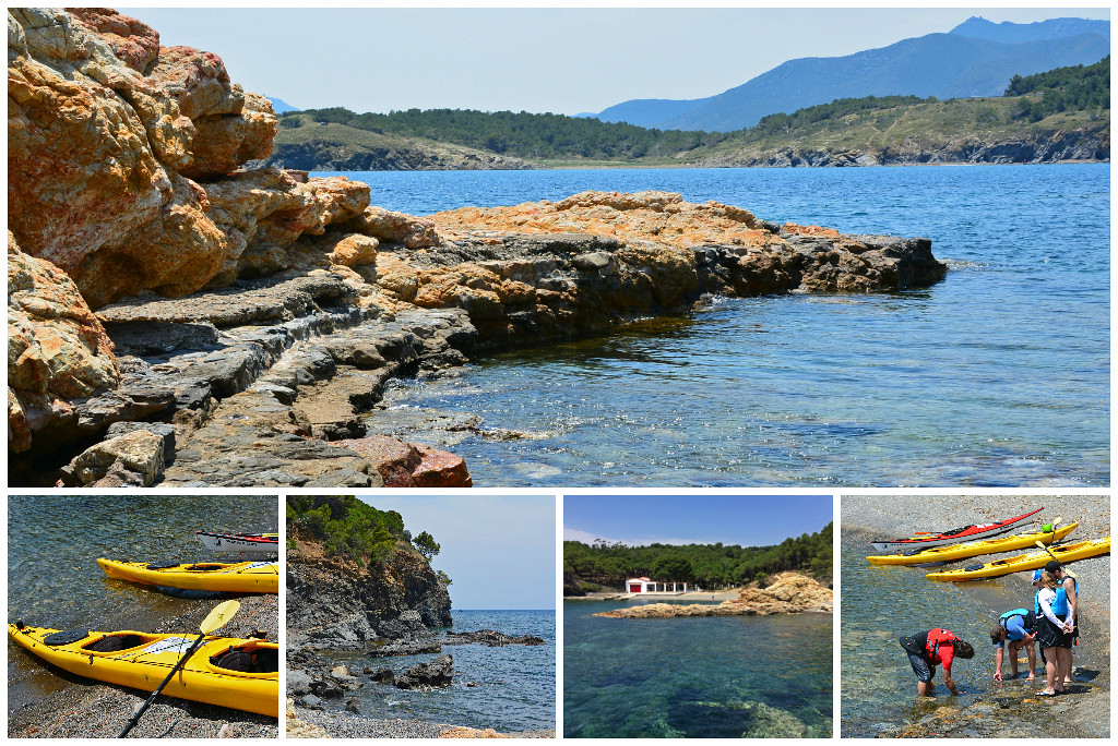costa brava kayak