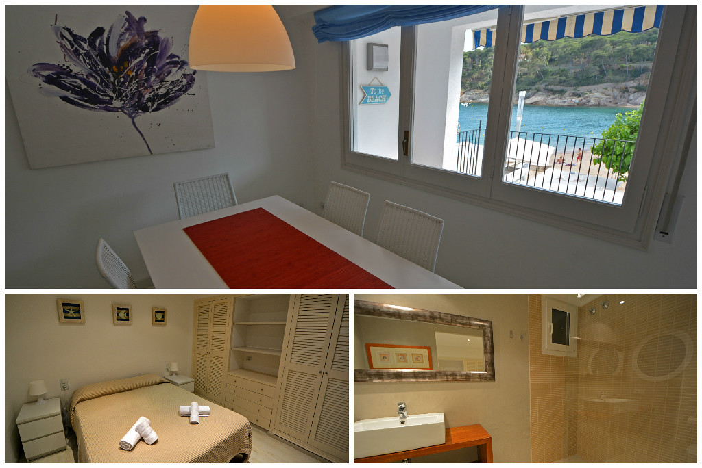 apartments tamariu