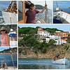 Sailing in Costa Brava