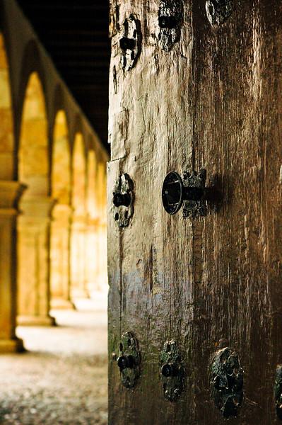 Doorway<br /> Salamanca, Region of Castilla y León