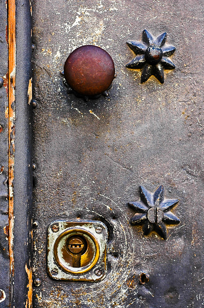 Door  Detail<br /> Cuenca