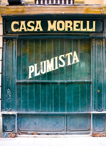 Casa Morelli<br /> Barcelona