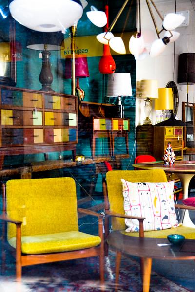 Mid-Century Modern Shop<br /> Barcelona
