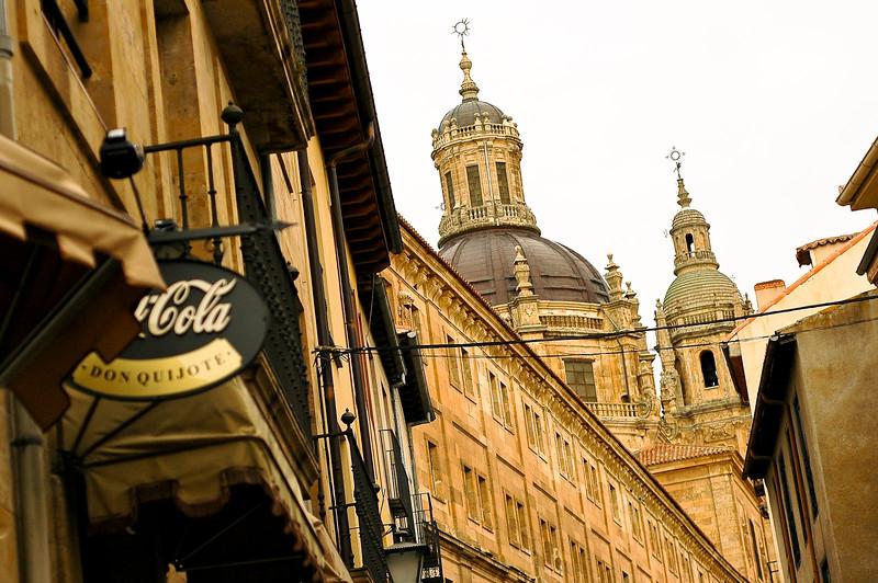 La Clerecía<br /> Salamanca, Region of Castilla y León