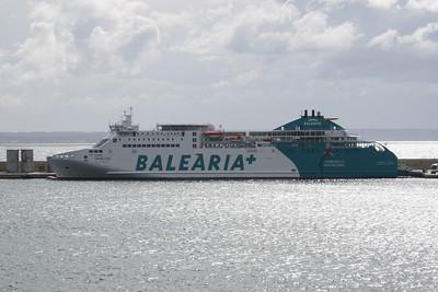 2009 - F/B MARTIN I SOLER in Palma de Mallorca.