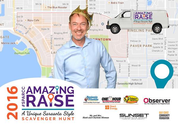 2016 SPARCC Amazing Raise