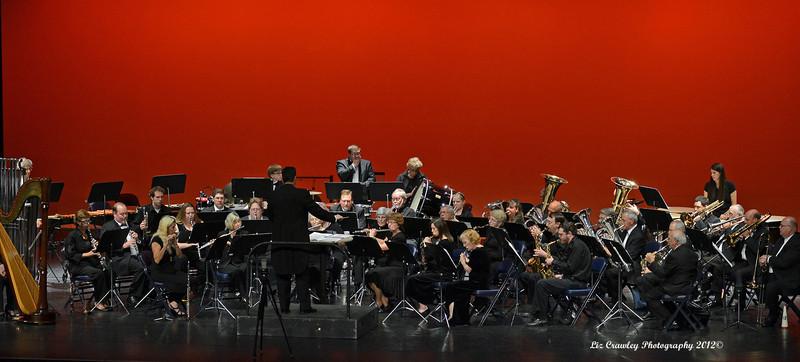 10.28.12 Spartanburg Community Band