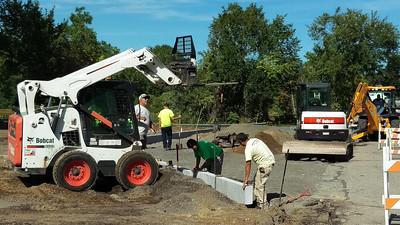 SPC Mathew G Boule' Memorial Park Construction