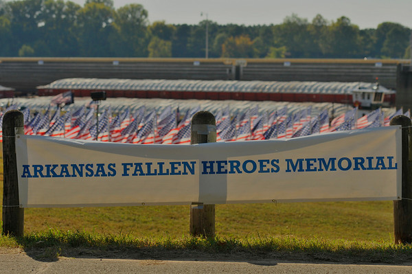 2010 ARKANSAS FALLEN HEROES MEMORIAL RIDE