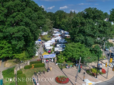 Cain Park Art Festival - Cleveland Heights