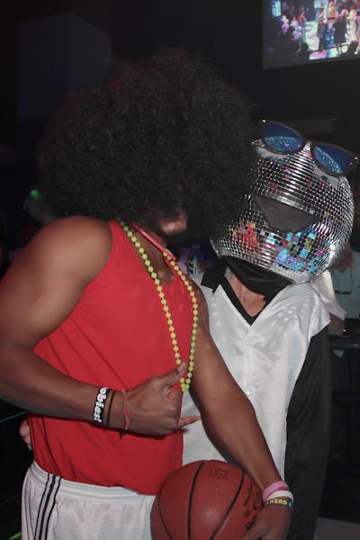MAY 4, 2012 - GRAND OPENING OF BOOGIE NIGHTS CLUB AT TROPICANA ATLANTIC CITY.