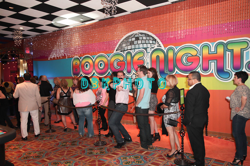 MAY 4, 2012 - GRAND OPENING OF BOOGIE NIGHTS CLUB AT TROPICANA ATLANTIC CITY.