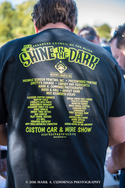 FALL 2016 SHINE IN THE DARK CAR & BIKE SHOW