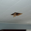 fix ceiling, find contractor