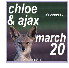 request chloe ajax cover