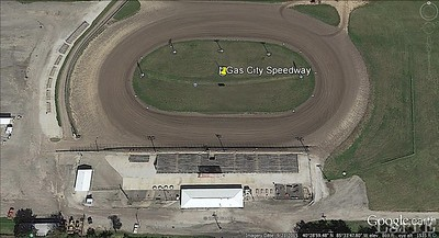 Gas City Speedway...Marion, Ind
