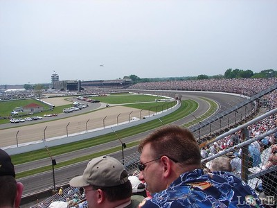Indy turn 4