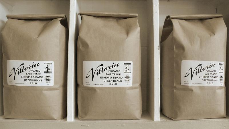 Balluchon (organic fair trade coffee shop)