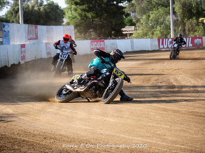 Speedway practice 16 May 2020