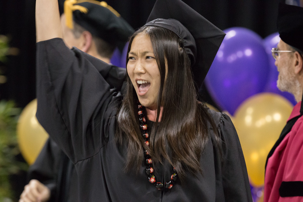 SPH Graduation Celebration at Alaska Airlines arena on Wednesday, June 8th 2016.  PHOTO BY TATOOSH MEDIA
