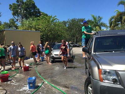 Car Wash 8/28/16