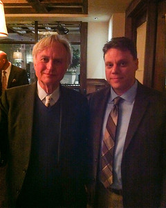 Dinner with Richard Dawkins