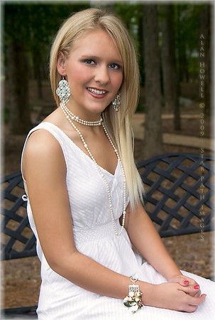 Miss Teen NC International 2009, Christina Roach.