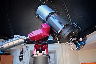 SPIRIT 1 Telescope