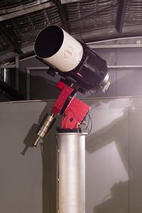 SPIRIT III Telescope