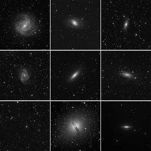 SPIRIT Galaxies