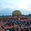 Auroville Bonfire 2011 / Костер к Дню рождения Ауровиля 2011