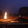 Auroville Birthday Bonfire - 28.02.13